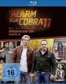 Alarm für Cobra 11 Staffel 41 (Blu-ray), 2 Blu-ray Discs