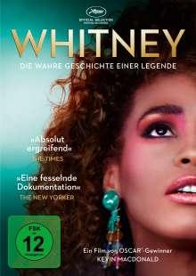 Whitney (2018), DVD