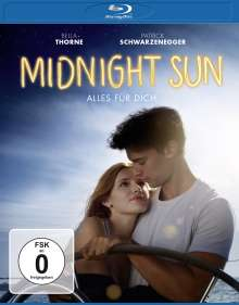 Midnight Sun (2018) (Blu-ray), Blu-ray Disc