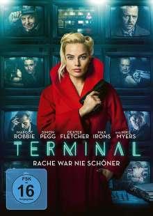 Terminal (2018), DVD