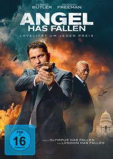 Angel Has Fallen, DVD