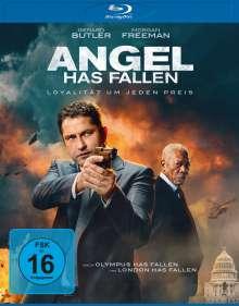 Angel Has Fallen (Blu-ray), Blu-ray Disc