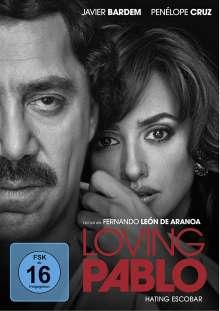 Loving Pablo, DVD