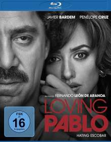 Loving Pablo (Blu-ray), Blu-ray Disc