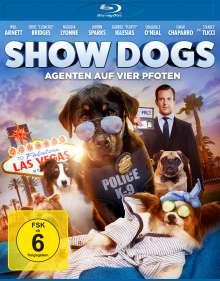 Show Dogs (Blu-ray), Blu-ray Disc