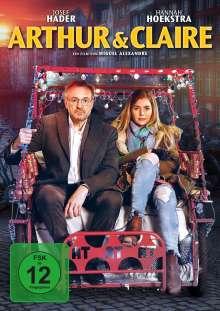 Arthur & Claire, DVD
