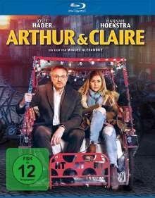 Arthur & Claire (Blu-ray), Blu-ray Disc