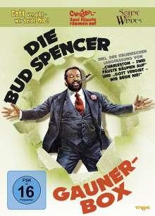 Die Bud Spencer Gauner Box, 3 DVDs