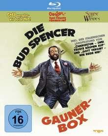 Die Bud Spencer Gauner Box (Blu-ray), 3 Blu-ray Discs