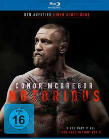 Conor McGregor: Notorious (OmU) (Blu-ray), Blu-ray Disc