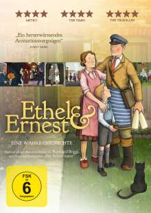 Ethel & Ernest, DVD