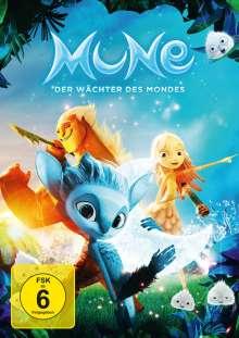 Mune - Der Wächter des Mondes, DVD