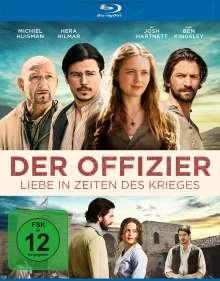Der Offizier - Liebe in Zeiten des Krieges (Blu-ray), Blu-ray Disc