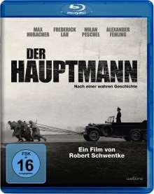 Der Hauptmann (Blu-ray), Blu-ray Disc