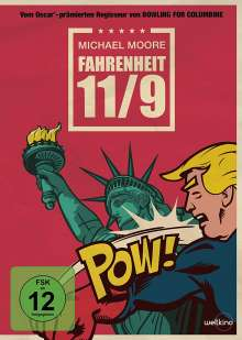 Fahrenheit 11/9, DVD