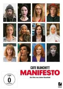 Manifesto (OmU), DVD