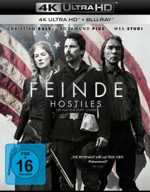 Feinde (Ultra HD Blu-ray & Blu-ray), 1 Ultra HD Blu-ray und 1 Blu-ray Disc