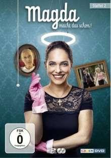Magda macht das schon! Staffel 2, 2 DVDs
