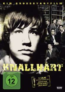 Knallhart, DVD