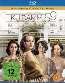 Ku'damm 59 (Blu-ray), Blu-ray Disc
