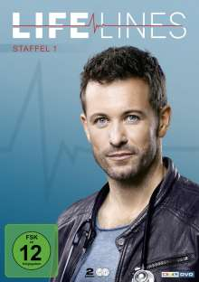 Lifelines Staffel 1, 2 DVDs