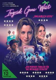 Ingrid goes West, DVD
