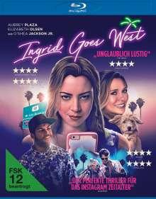 Ingrid goes West (Blu-ray), Blu-ray Disc
