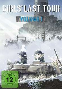 Girls' Last Tour Vol. 1, DVD