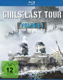 Girls' Last Tour Vol. 1 (Blu-ray), Blu-ray Disc