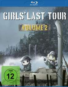 Girls' Last Tour Vol. 2 (Blu-ray), Blu-ray Disc