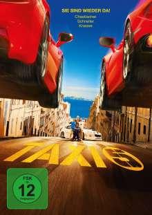 Taxi 5, DVD