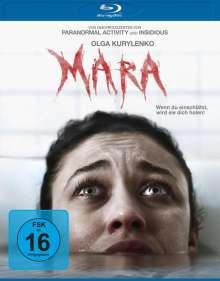Mara (Blu-ray), Blu-ray Disc
