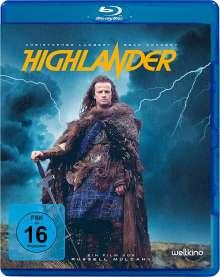 Highlander (Blu-ray), Blu-ray Disc
