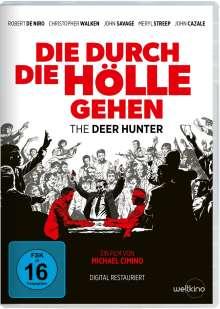 Die durch die Hölle gehen, DVD