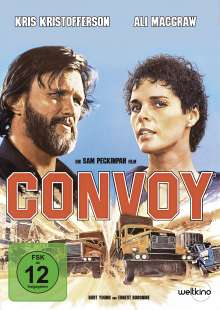 Convoy, DVD