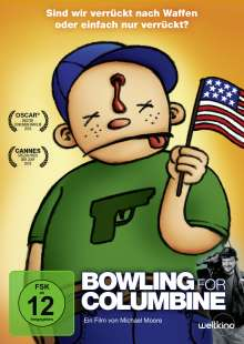 Bowling for Columbine, DVD