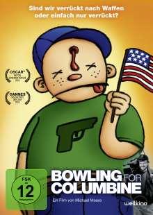 Bowling for Columbine, DVD