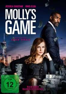 Molly's Game, DVD