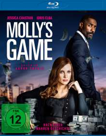 Molly's Game (Blu-ray), Blu-ray Disc