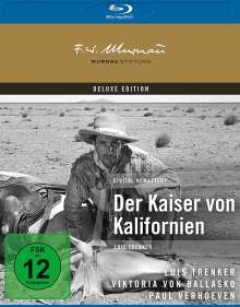 Der Kaiser von Kalifornien (Blu-ray), Blu-ray Disc