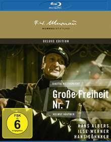 Große Freiheit Nr. 7 (Blu-ray), Blu-ray Disc