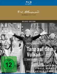 Der Tanz auf dem Vulkan (Blu-ray), Blu-ray Disc