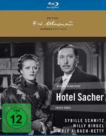 Hotel Sacher (Blu-ray), Blu-ray Disc