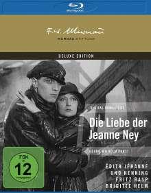 Die Liebe der Jeanne Ney (Blu-ray), Blu-ray Disc