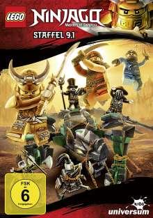 LEGO Ninjago 9 Box 1, DVD