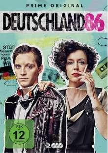 Deutschland 86, 3 DVDs