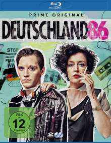 Deutschland 86 (Blu-ray), 2 Blu-ray Discs