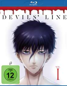 Devil's Line Vol. 1 (Blu-ray), Blu-ray Disc