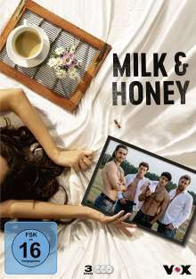Milk & Honey Staffel 1, 3 DVDs