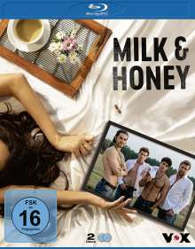 Milk & Honey Staffel 1 (Blu-ray), 2 Blu-ray Discs